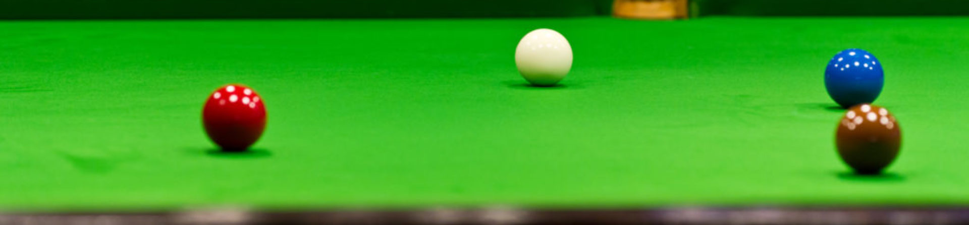 Snooker Gestern